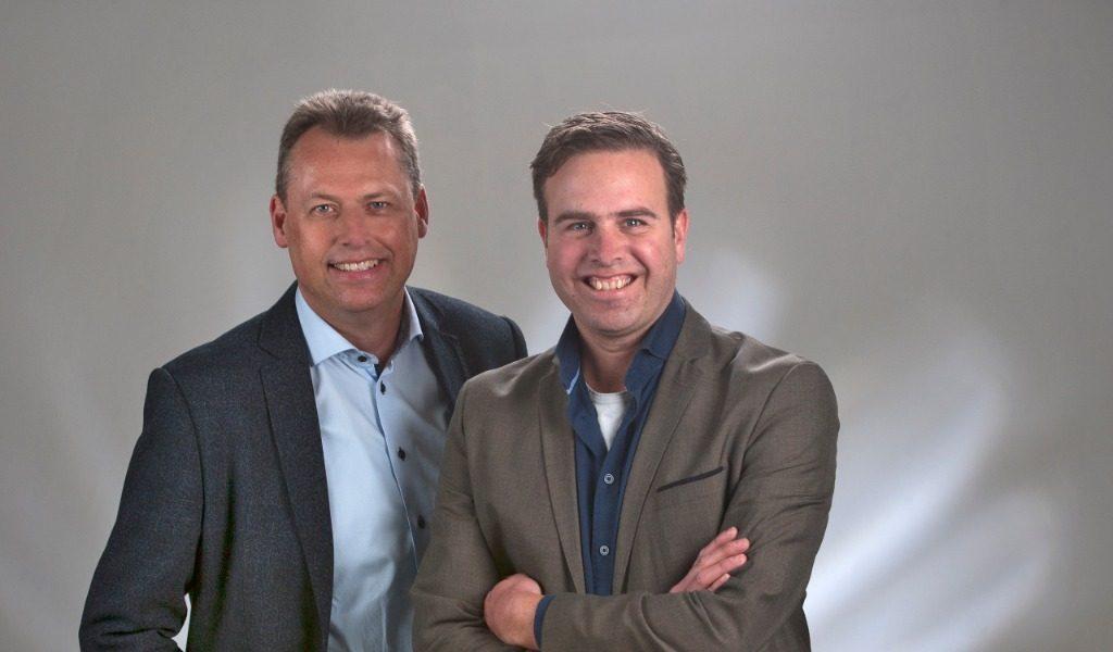 Marc Vos en Bas van den Biggelaar